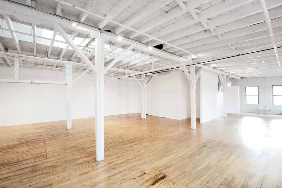 Gowanus Loft, interior view 4.