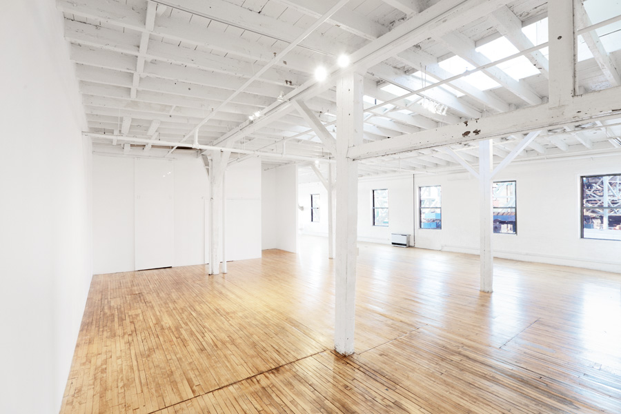 Gowanus Loft, interior view 6.