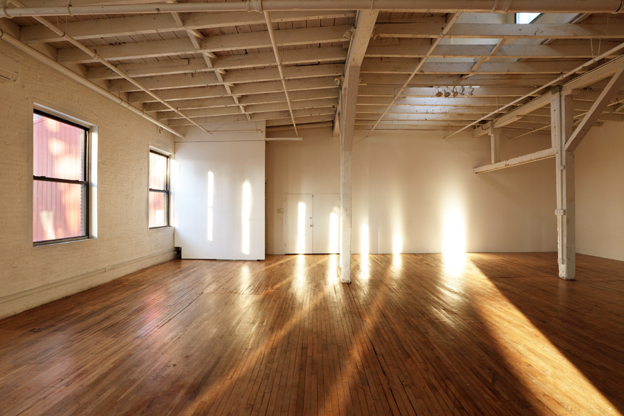 Gowanus Loft, interior view 8.